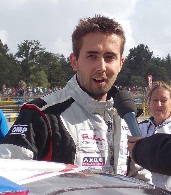Rallycross France (Pont-de-Ruan): Fabien Pailler savoure