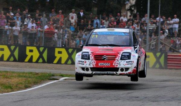 Rallycross France (Mayenne): Un champion peut en cacher un autre!