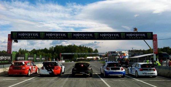 RallycrossRX: Un Championnat du Monde FIA dès 2014  !!!!!