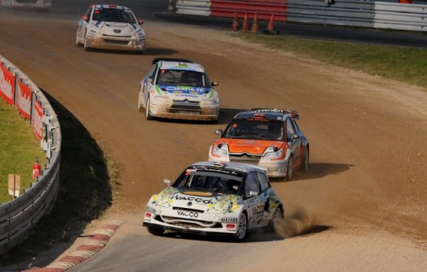 Rallycross France (Dreux): Le SuperCar au Top!