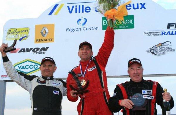 Rallycross France: La consécration pour Christophe Saunois