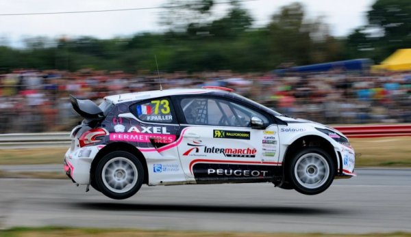 Rallycross France/Europe: Full options pour Pailler Compétition