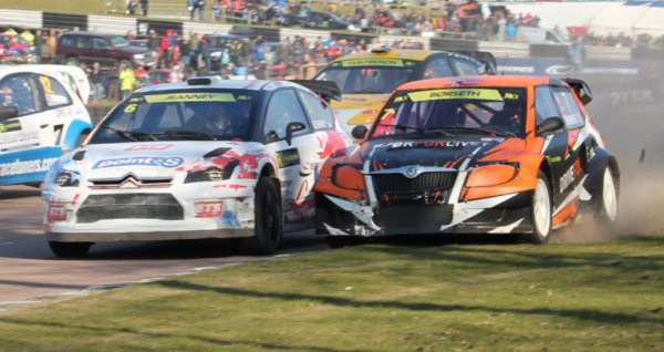 RallycrossRX/France: JB Dubourg prend la suite de Davy Jeanney