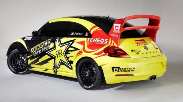 Global Rallycross: La VW Beetle attendue en cours de saison