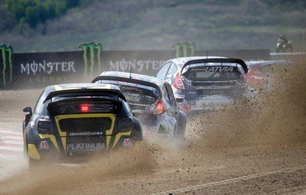 RallycrossRX (Belgique): Thierry Neuville confirmé pour MettetRX