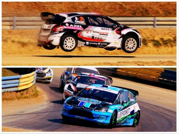 Rallycross France: Un championnat sous haute-tension // SuperCar: Dubourg/Pailler: Coup pour coup!