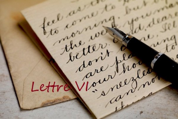 Lettres amoureuses