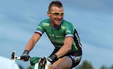 Thomas Voeckler «Vélo d'or français» 2011