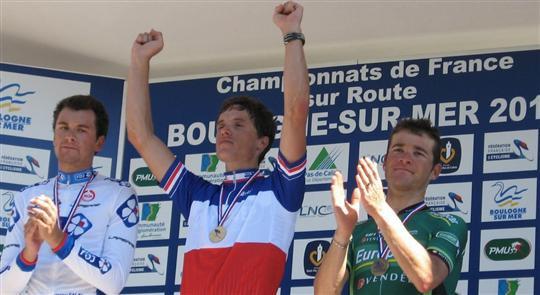 Cyclisme Voeckler : « Je ne serai pas au championnat de France »