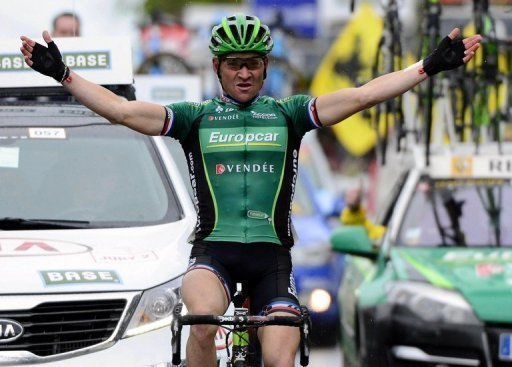 Tour de France: participation de Voeckler confirmée