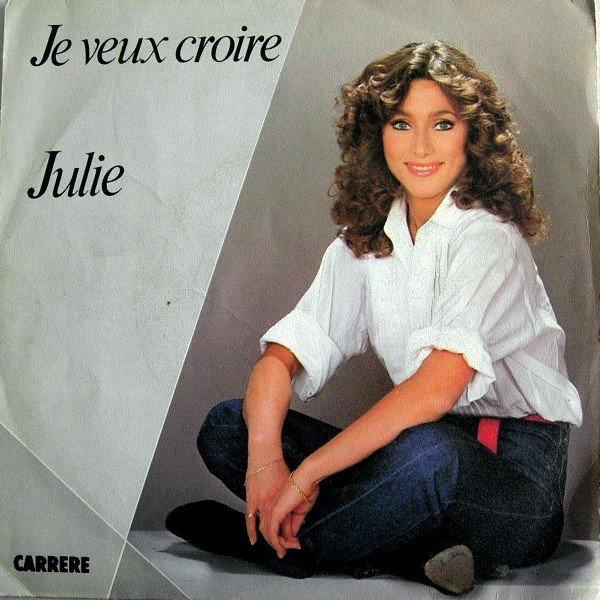 Julie Pietri - Je veux Croire