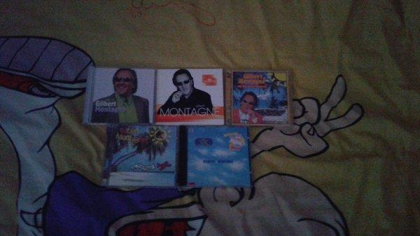 Gilbert Montagné - Mes CD
