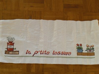 SAL La Petite Lessive - 3/16