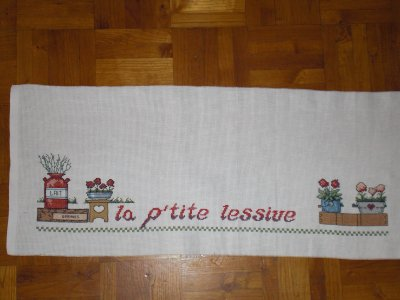 SAL La Petite Lessive - 4/16