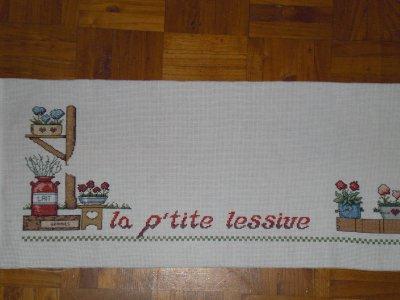 SAL La Petite Lessive - 5/16