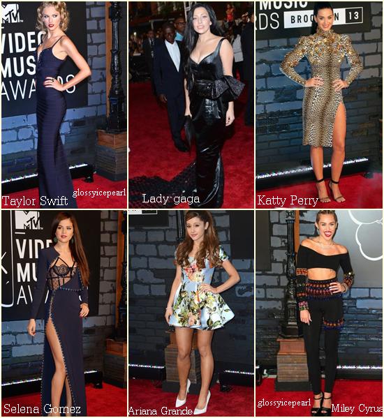 Hier c'est dérouler le Vidéo Music Awards, Les stars n'ont pas hésiter à ce mettre sur leur 31 ; en voici quelqu'un ;