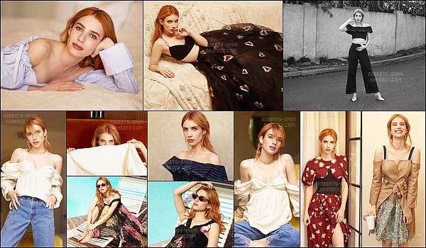 * =WHO WHAT WEAR ●= Découvrez le photoshoot de notre belle Emma pour la marqueWho What Wear! *