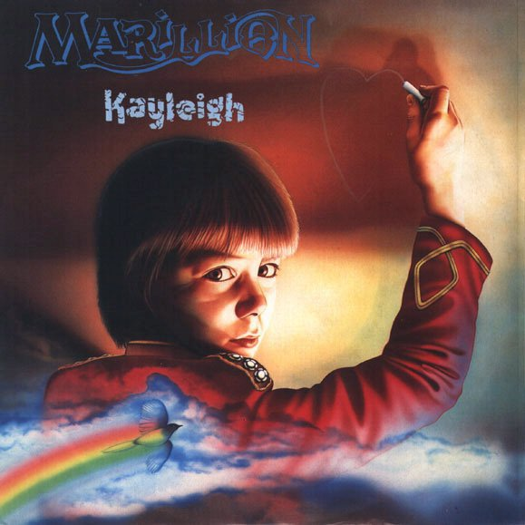 """ Kayleigh is it too late to say I'm sorry ? "" [Kayleigh, Marillion]"