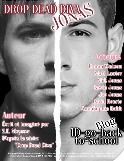 Fiction n°5 - Chapitre 01 - Tome 01 - #DDDJ