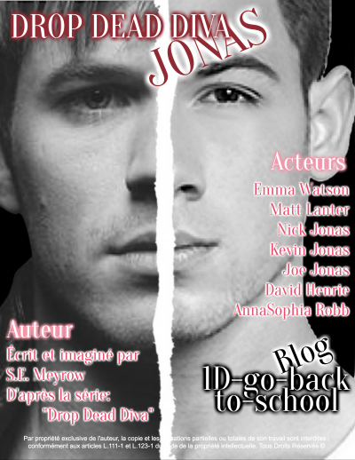 Fiction n°5 - Prologue - #DDDJ