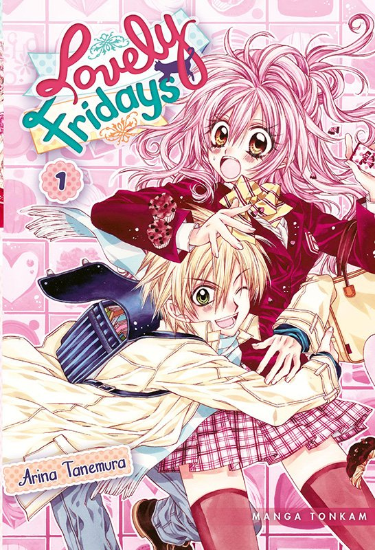 Coup de coeur manga: Lovely Fridays, de Arina Tanemura