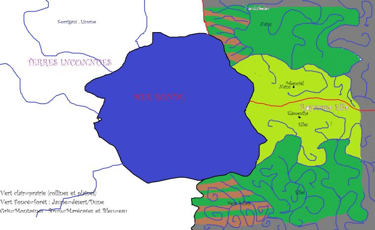 La Légende d'Omunel , Livre 1 : Le Continent du Milieu
