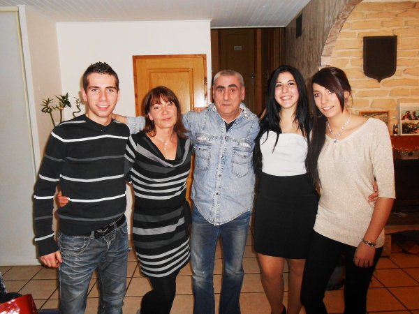 La famille, le plus imp0rtant !