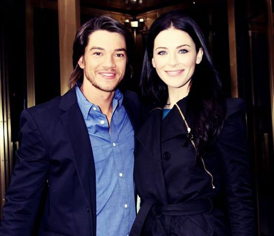 Bridget Regan et Craig Horner
