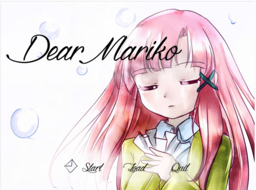 Dear Mariko