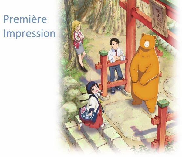 Première Impression: Mayoiga & Kuma Miko
