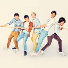 One Direction ! :3 <3.