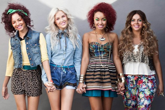 Little Mix !  :)