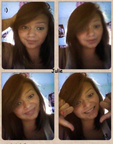 Julie ! :)