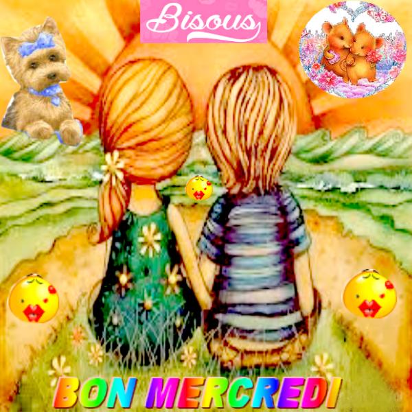 BON MERCREDI BONNE SEMANE