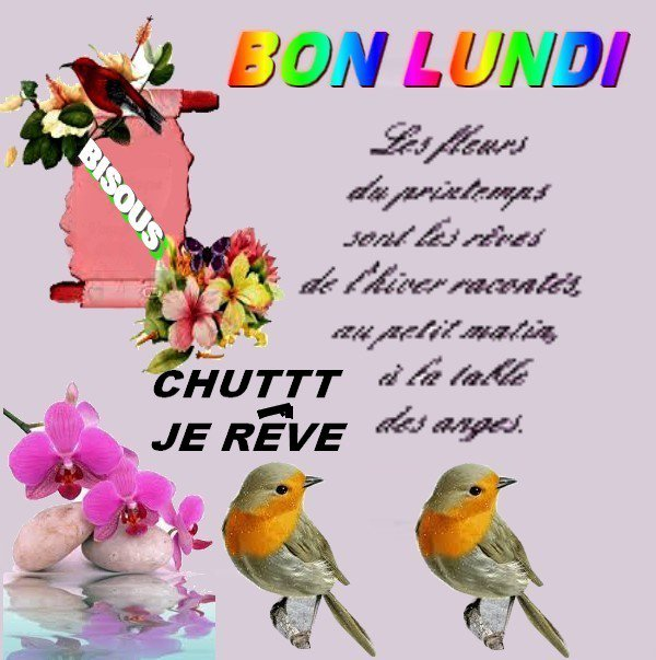 BON MOIS DE FEVRIER GROS BISOUS A TOUS