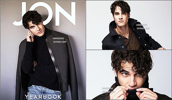 *   Découvrez des nouvelles photos de Darren  pour le photoshoot du magazine - « JON » !  *
