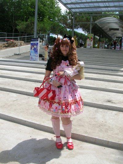 Mes tenues pour la Japan Expos 2011