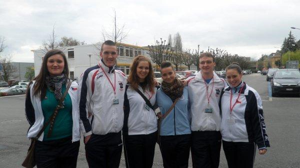 Mondial NBTA Suisse 2012