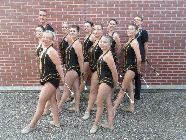 1er festival de la Dance Twirl Company