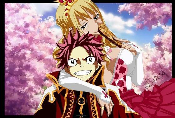 Princesse And Dragon