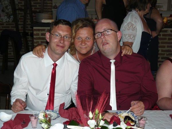 Magnifique journée au mariage de Jonathan et Eric