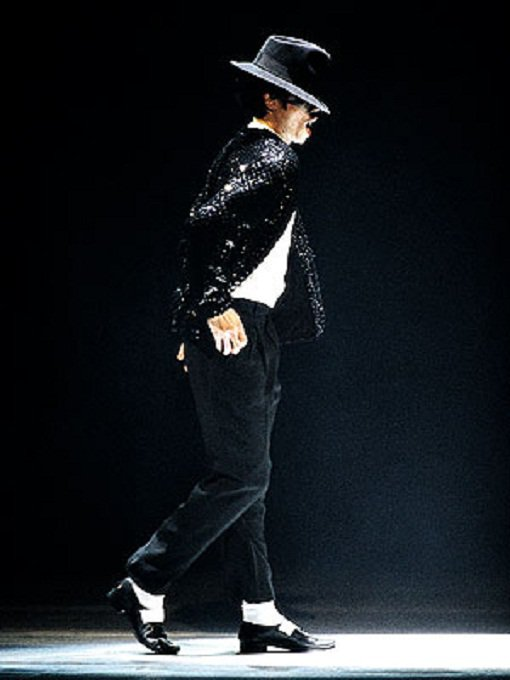 Le moonwalk