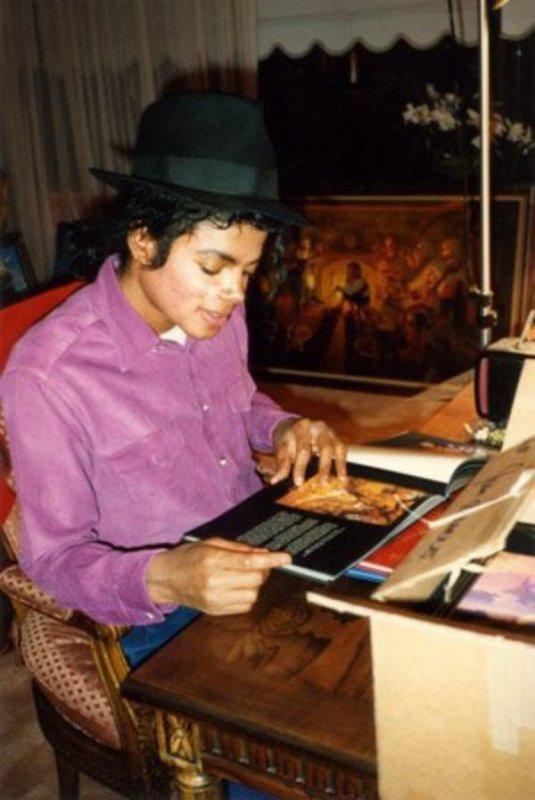 Michael Jackson, un lecteur vorace et cultivé