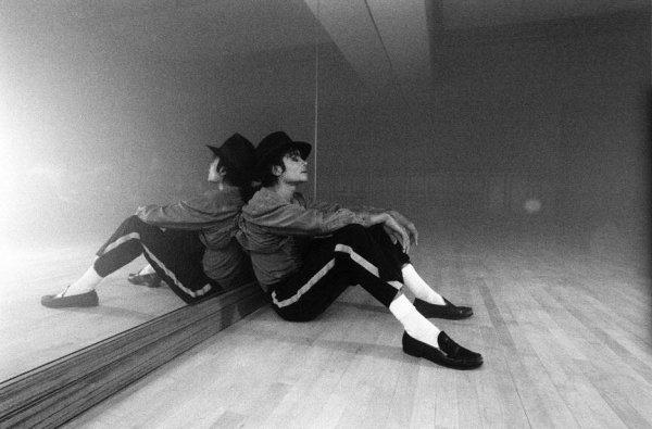 Dans l'intimité de Michael Jackson