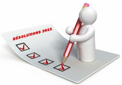 Bonne résolution(s)