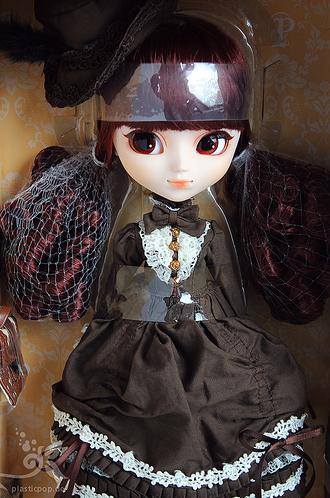 Photos de la Pullip Fraulein par Suemomo