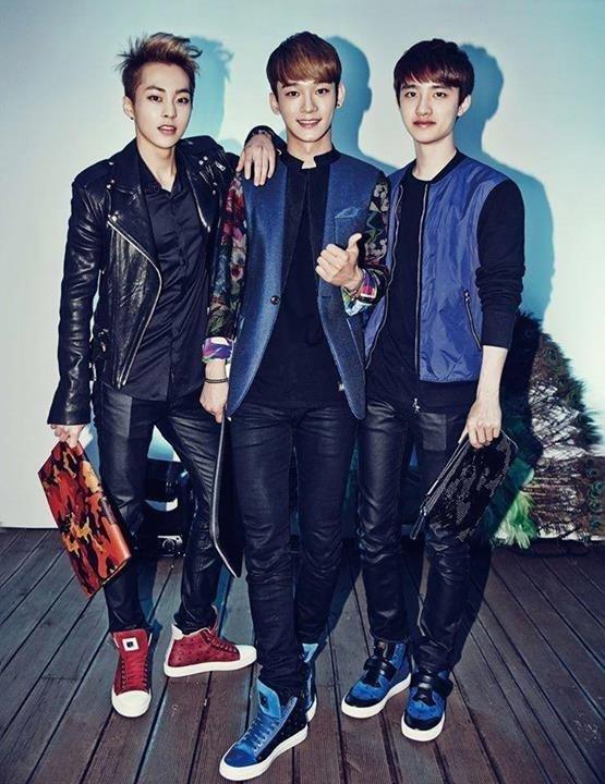 Photoshoot EXO