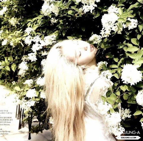 Photoshoot Krystal (F(x))