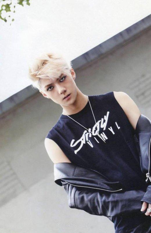 Photoshoot Sehun (EXO)