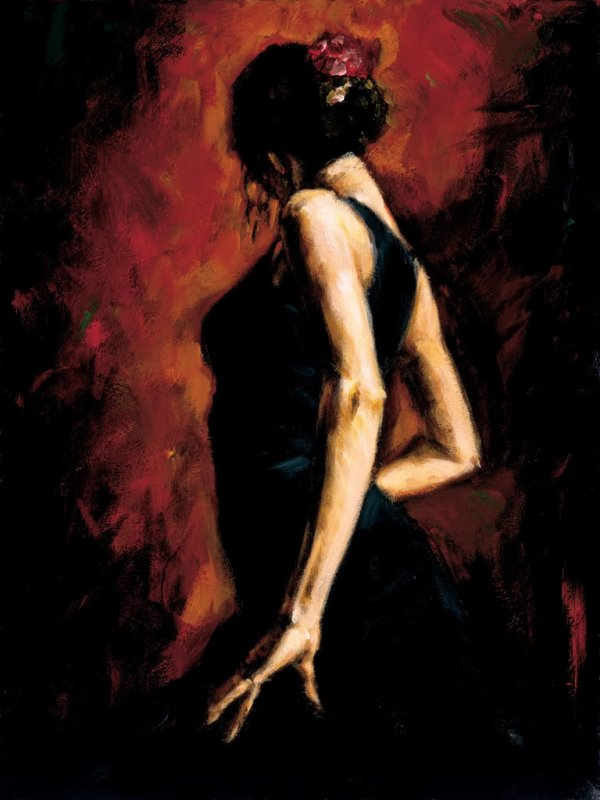L'Une de Mes Danses Préférées: le Flamenco !